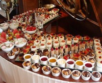 More Grand Dessert, aboard Southampton's favourite party boat