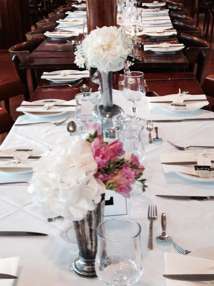 Princess Caroline - Stunning Table Setting for Wedding